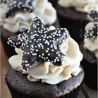 Mexican Hot Chocolate Cupcakes.