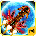 Galaxy Shooter 2.0 Space War icon