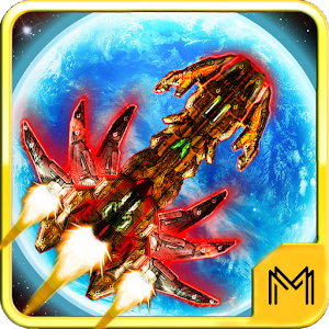 Galaxy Shooter 2.0 Space War for PC and MAC