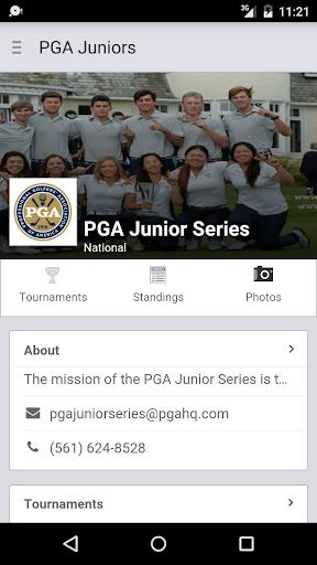 PGA Junior Series
