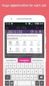 NoteToDo. Notes. To do list 1.4.415-107 [Mod + APK] Android 2