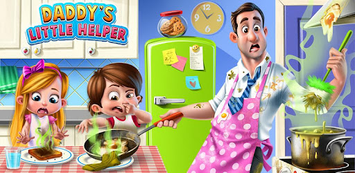 Daddy's Little Helper - Messy Home Fun Adventure for PC