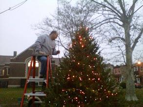 Photo: Powers Park Tree Lighting (December 17, 2012)