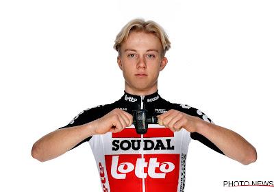 """Jonge Belg eindigde op knappe zesde plaats in de Ronde van Wallonië: """"Jammer dat ik niet meer kon sprinten, maar het is een mooi resultaat"""""""