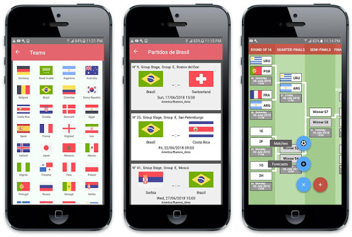 2018 World Cup Draw Simulator 2.3.0 screenshots 5
