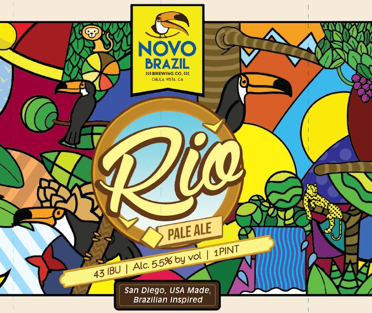 Logo of Novo Brazil Rio Pale Ale
