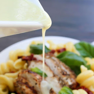 LEMON BUTTER SAUCE Recipe