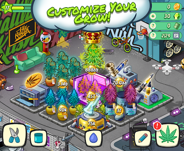 Wiz Khalifa's Weed Farm- screenshot thumbnail