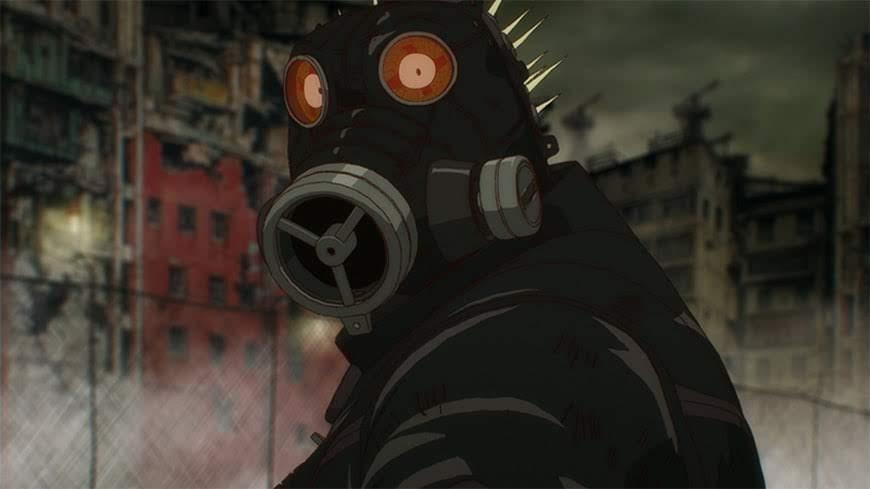 ドロヘドロ 動画 1話「カイマン」