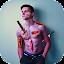 FIGHT PHOTO EDITOR With Injury Prank Stickers icon