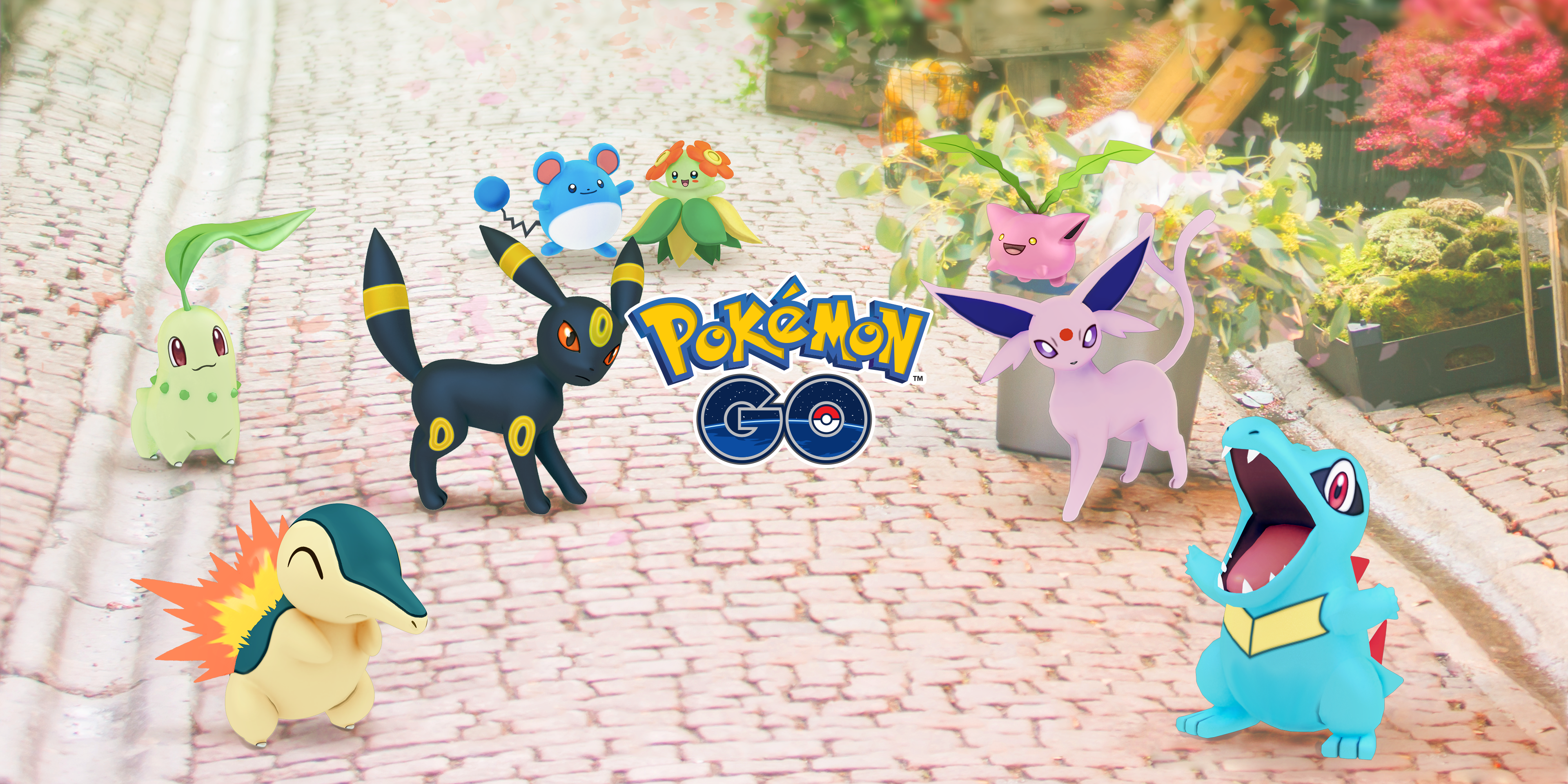 Countdown to Pokémon GO Tour: Kanto—celebrate the Johto region with us!