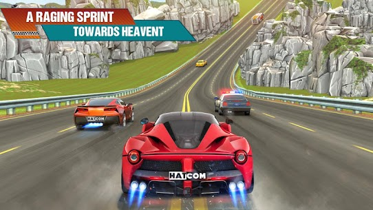 Crazy Car Traffic Racing Games 2019 : Free Racing 6