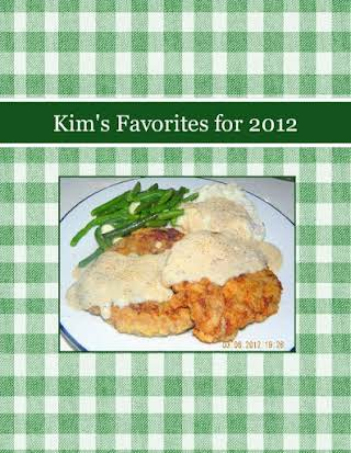 Kim's Favorites for 2012