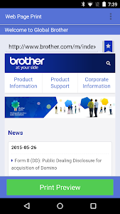 Brother iPrint&Scan v2.1.1.1