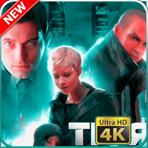 App Insights: Detroit Become Human Wallpaper HD 4K | Apptopia
