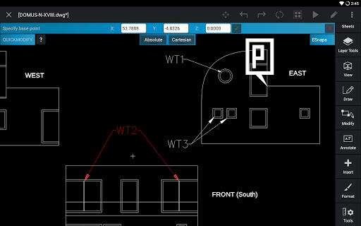 CorelCAD Mobile 18.0.194 screenshots 13