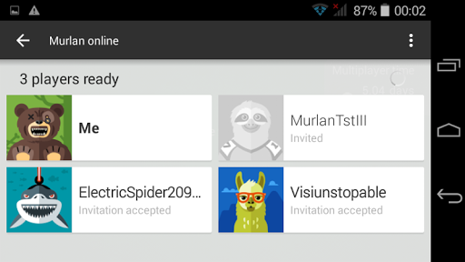 Murlan 2.0.13 screenshots 23