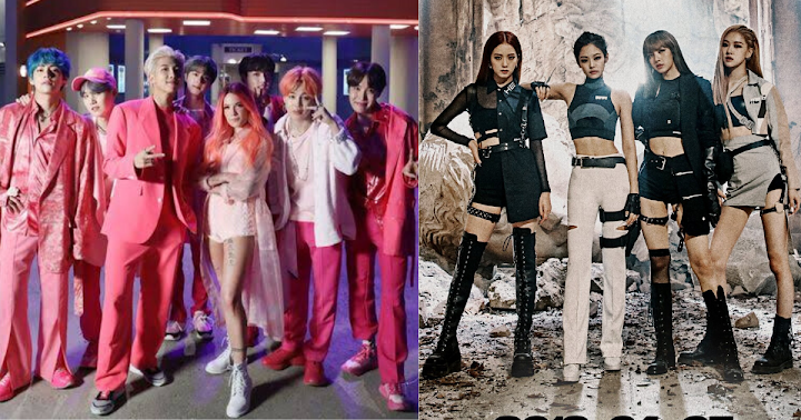 Kpop Fashion 2020.Here Are All The K Pop Acts Nominated For The Spotify Awards