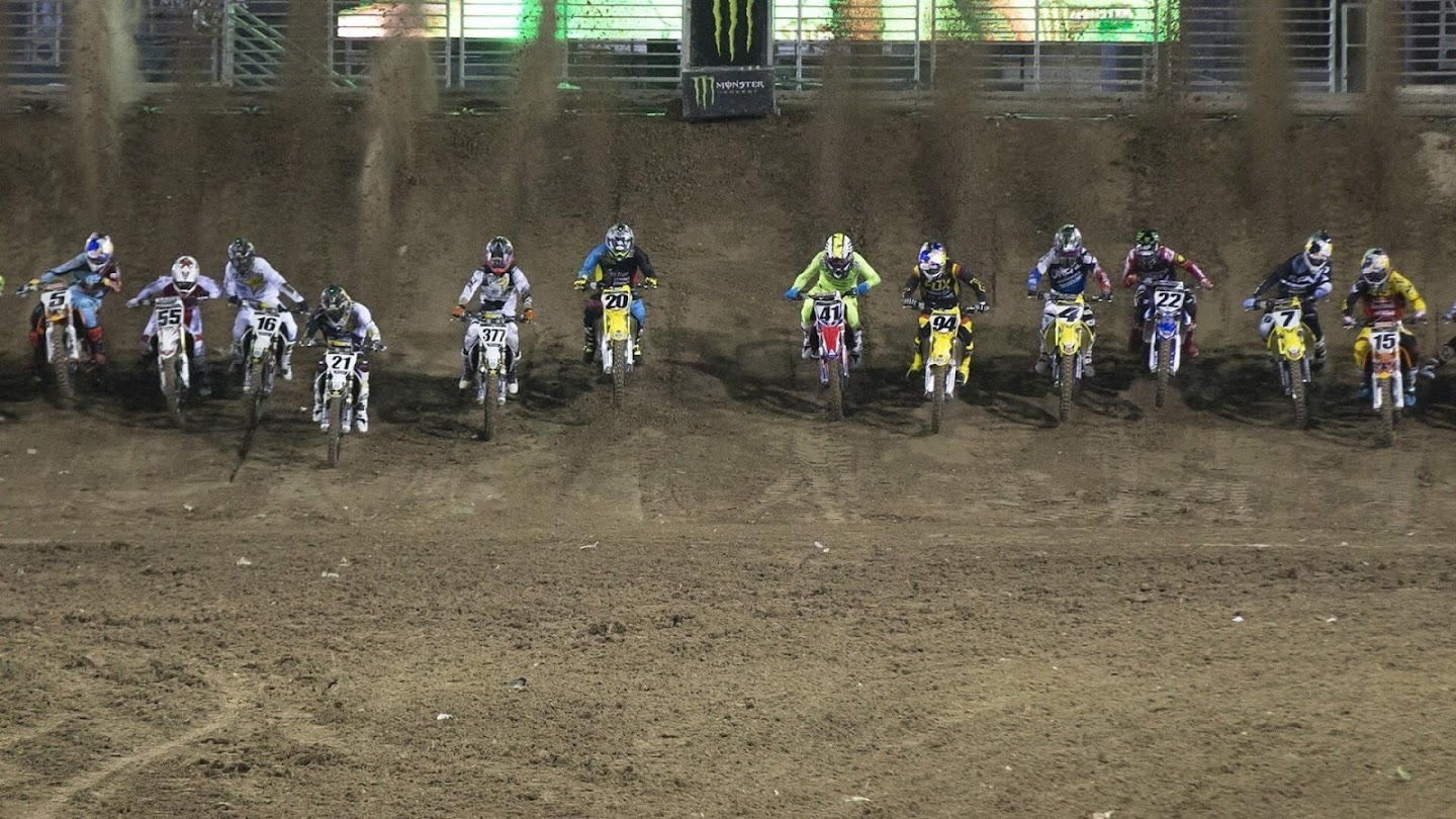 Watch Monster Energy Supercross 2017 Preview Show live