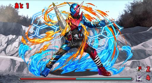 仮面ライダーチャレンジ-6F
