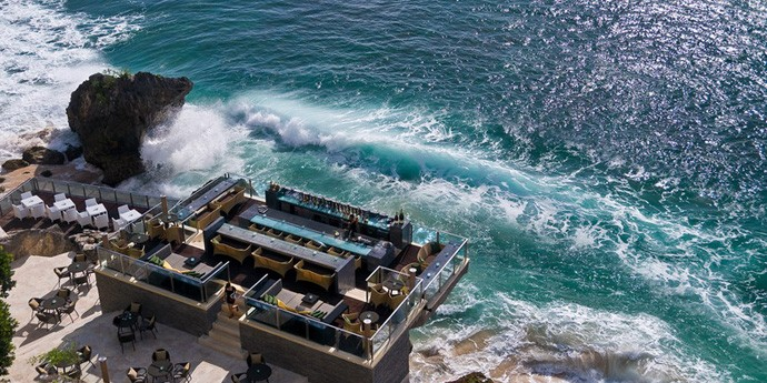 Rock Bar, Ayana Resort Bali, Bali