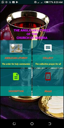 Anglican Liturgy Book 1.5 screenshots 2