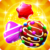 Candy Worlds - Free Match 3 Game