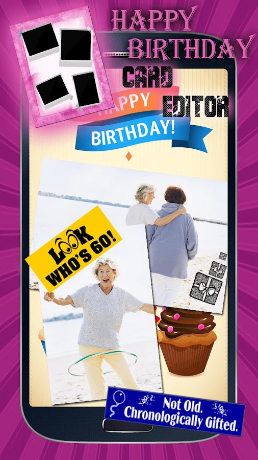 Happy Birthday Cards Maker Android Apps on Google Play – Happy Birthday Card Editor