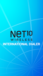 Net10 International Calls- screenshot thumbnail