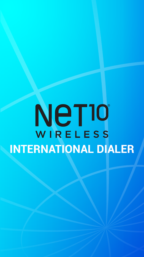 Net10 International Calls- screenshot