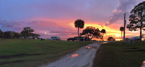 Photo: What's not to love about a Florida sunrise?