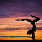 Silhouette 010 - Yoga Girl at Sunset.jpg