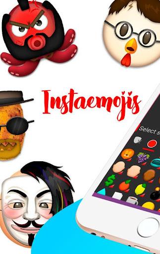 Emoji Maker - Create your Photo Emojis & Stickers 1.1.6.1 screenshots 1