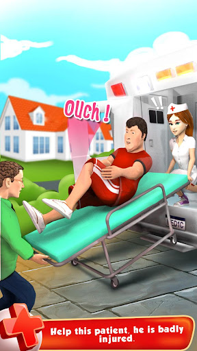 免費下載教育APP|My Hospital Ambulance Doctor app開箱文|APP開箱王