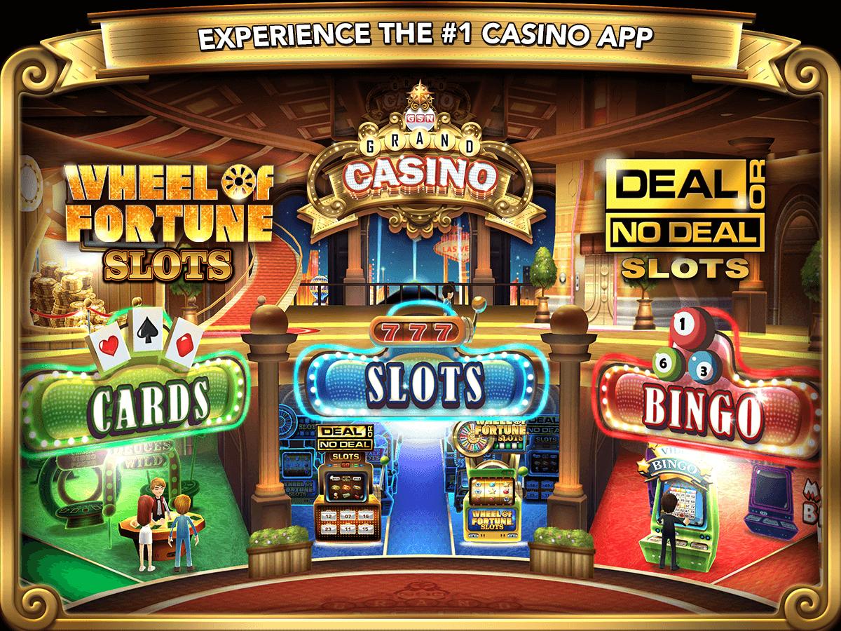 GSN Grand Casino - FREE Slots screenshot #13