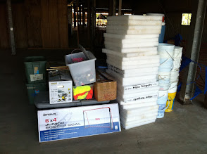 Photo: Day camp stack