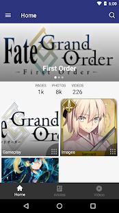 FANDOM for: Fate/Grand Order - náhled