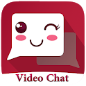 LightC - Meet People via video chat for free icon