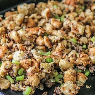 Sausage and Sage Stuffing.