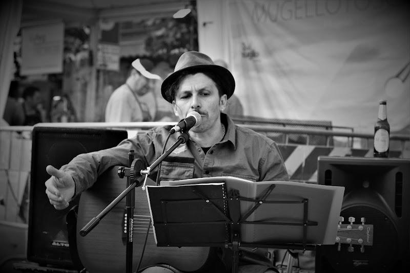 Musicista da strada di Tyrson