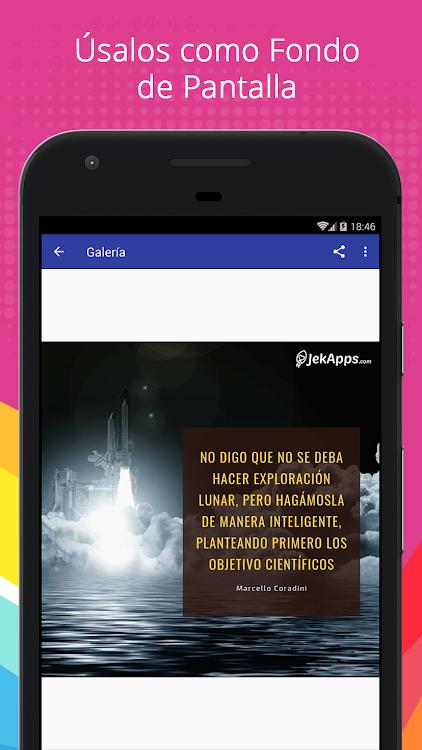 Frases De Astronautas Android Aplikacje Appagg
