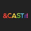 &CAST!!! - アニメ・声優好きのための動画アプリ - icon