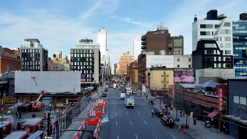 Photo: High Line at 10th Avenue