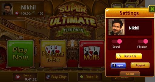 SUTP(Super Ultimate Teen Patti) 4.0 2