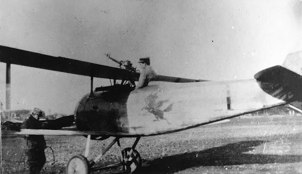 Avion Nieuport 24 N99 1917
