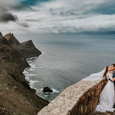 Wedding photographer Piotr Duda (piotrduda). Photo of 07.11.2018