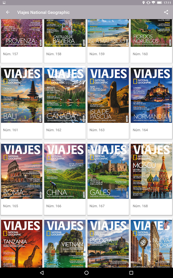 Viajes National Geographic- screenshot