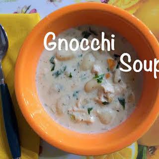 Potato Gnocchi Soup Recipes.