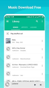 Download Music Apk – Mp3 Music Downloader 1