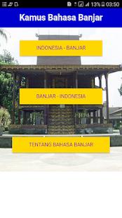 Translate Bahasa Banjar : translate, bahasa, banjar, Kamus, Bahasa, Banjar, (Translate, Banjar), Windows, Download, Com.linusstudio.kamusbahasabanjar